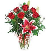 Half Dozen Roses - Designer