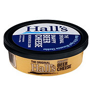 Hall's Snappy Beer Cheese