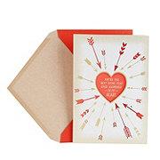 Hallmark Arrows Around Heart Valentine's Day Greeting Card #12
