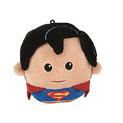 Hallmark DC Comics Superman Fluffball Ornament