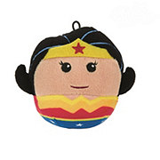 Hallmark DC Comics Wonder Woman Fluffball Ornament