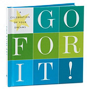 Hallmark Go For It! A Celebration of Your Dreams Gift Book