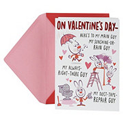 Hallmark Great Guy Poem Funny Valentine's Day Greeting Card #6