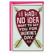 Hallmark Heart and Arrows Shoebox Funny Valentine's Day Card #7