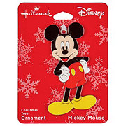 Hallmark Mickey Mouse Christmas Tree Ornament