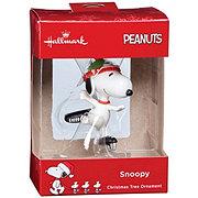 Hallmark Peanuts Skating Snoopy Ornament