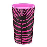Hallmark Pink & Black Zebra Stripes Cup Assorted Varieties