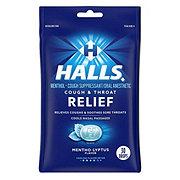 Halls Mentho Lyptus Original Cough Drops