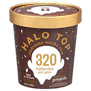 Halo Top Chocolate Mocha Chip Ice Cream