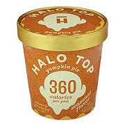 Halo Top Pumpkin Pie Ice Cream