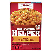 Hamburger Helper Bacon Cheeseburger