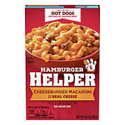 Hamburger Helper Cheeseburger Macaroni