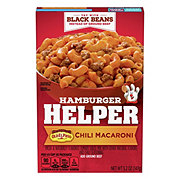 Hamburger Helper Chili Macaroni