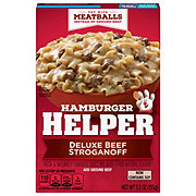 Hamburger Helper Deluxe Beef Stroganoff