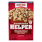Hamburger Helper Philly Cheesesteak