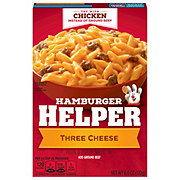 Hamburger Helper Three Cheese