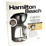 Hamilton Beach Brand Programmable Coffee Maker 10 cup
