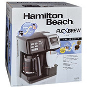 Hamilton Beach Flex Brew Coffeemaker