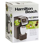 Hamilton Beach Flex Brew Single Serve Coffee Maker