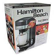 Hamilton Beach Flexbrew Single Serve Coffeemaker