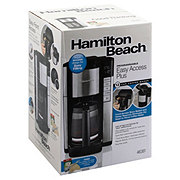 Hamilton Beach Programmable Coffee Maker 12 Cup