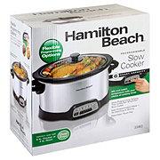 Hamilton Beach Programmable Slow Cooker