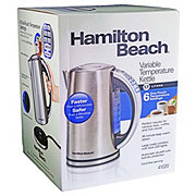 Hamilton Beach Variable Temperature Kettle 1.7 L