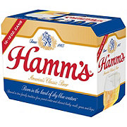 Hamm's Beer 12 Pack
