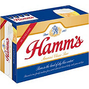 Hamm's Classic Beer 12 oz Cans