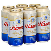 Hamm's Premium Beer 16 oz Cans