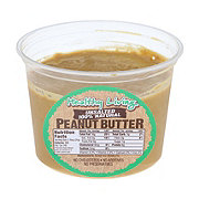Hampton Farms Healthy Living Unsalted Natural Peanut Butter