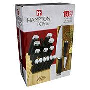 Hampton Forge Epicure Cutlery 15 Piece Set