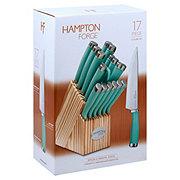 Hampton Forge Epicure Pistachio Cutlery