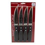 Hampton Forge Garrison 4 Piece Steak Knife Set