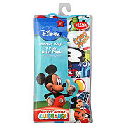 Handcraft Disney Mickey Mouse Boy's Underwear 7 pk