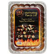Handi-Foil BBQ Basics  Marinating Pan & Lid