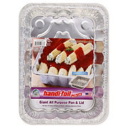Handi-Foil Eco-Foil Giant All Purpose Pan & Lid