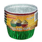 Handi-Foil Fun Colors Small Cupcake Cups