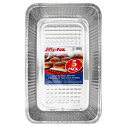 Handi-Foil Jiffy Foil Full Size Steam Table Pan