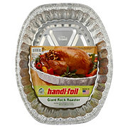 Handi-Foil Ultimates Giant Oval Rack Roaster