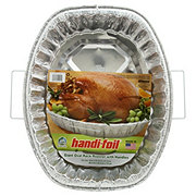 Handi-Foil Ultimates Giant Oval Rack Roaster With Handles