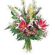 Handtied Garden Blooms Bouquet - Standard