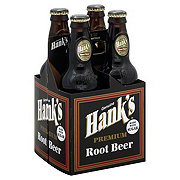 Hank's Root Beer 4 PK Bottles