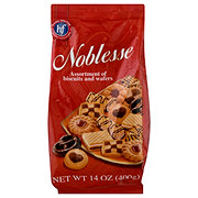 Hans Freitag Noblesse Assortment Biscuits And Wafers