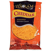 Haolam Cheddar Shredded Cheese