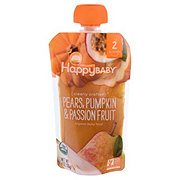 Happy Baby Organics Clearly Crafted Stage 2 Pears Pumpkin Passion
