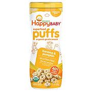 Happy Baby Organics Organic Banana Puffs