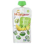 Happy Baby Organics Stage 2 Banana and Kiwi Organic Baby Food