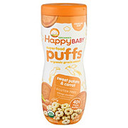 Happy Baby Organics Sweet Potato Puffs