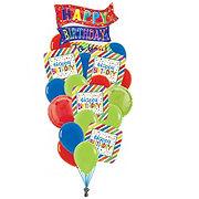 Happy Birthday Colossal Balloon Bouquet